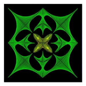 Geometric waves 2-arta-decorativa-fluo-webs