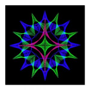 Abstract mandala-arta-decorativa-fluo-webs