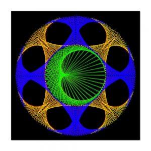 Moon mandala-arta-decorativa-fluo-webs