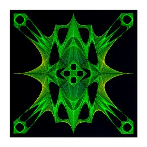 Spaceship-arta-decorativa-fluo-webs