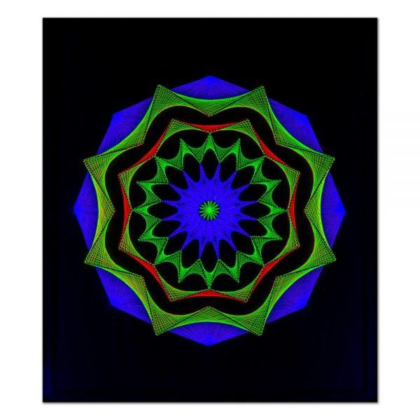Stelar mandala-arta-decorativa-fluo-webs