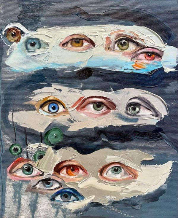 All eyes on you II-pictura-arina-bican