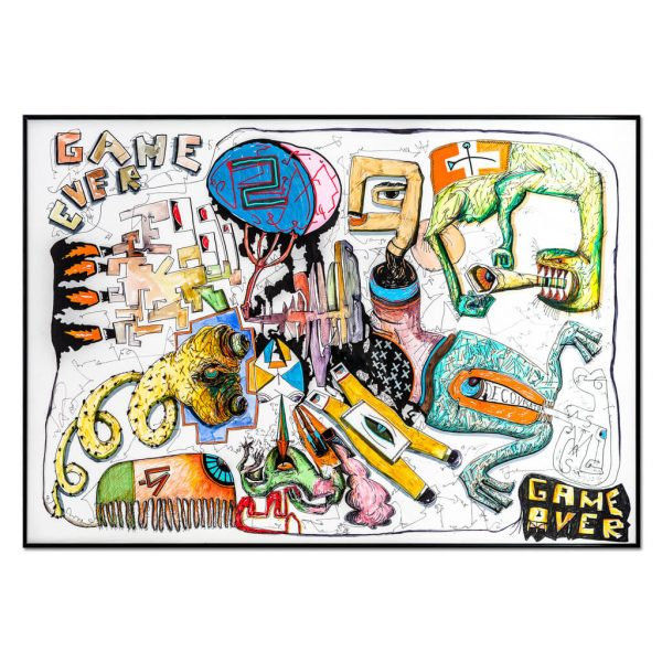 Game ever-grafica-gabriel-caloian