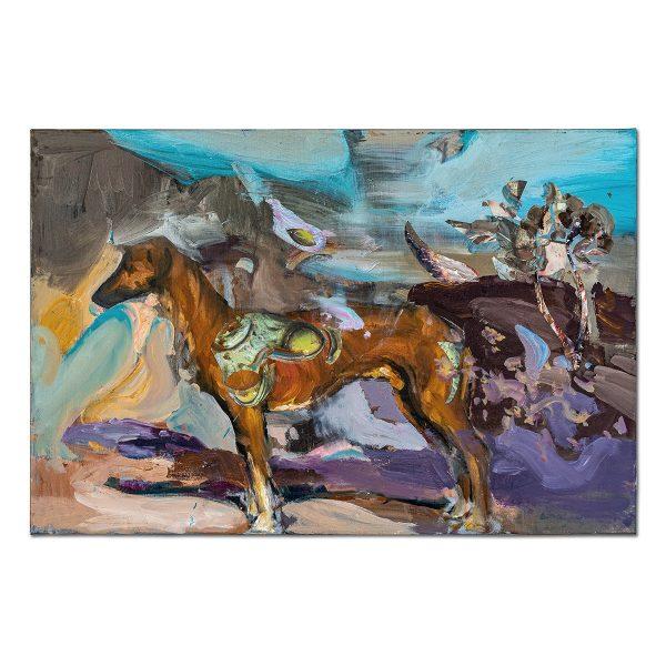 Hunting dog-pictura-liviu-mihai