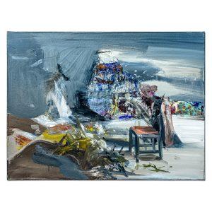 The chair-pictura-liviu-mihai