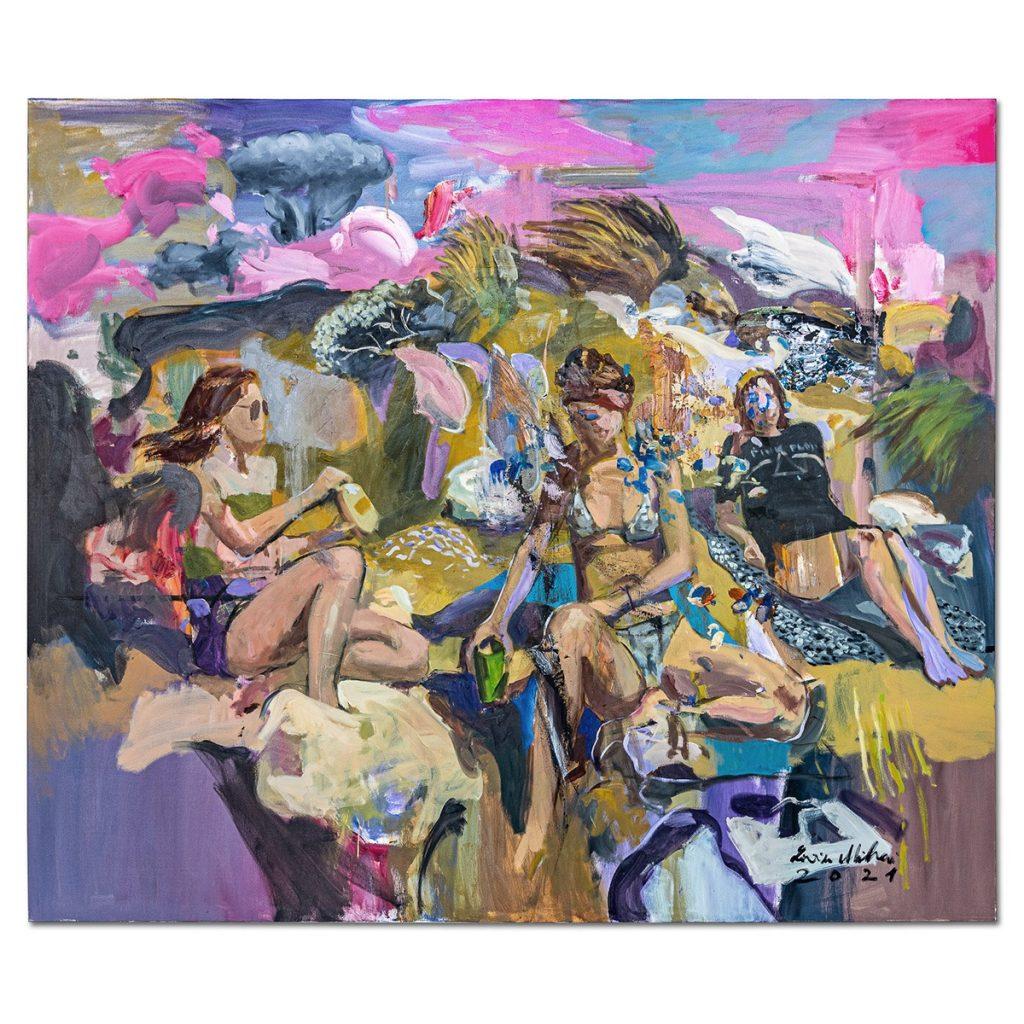 Girls in the sun-pictura-liviu-mihai