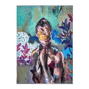 Lady-pictura-liviu-mihai