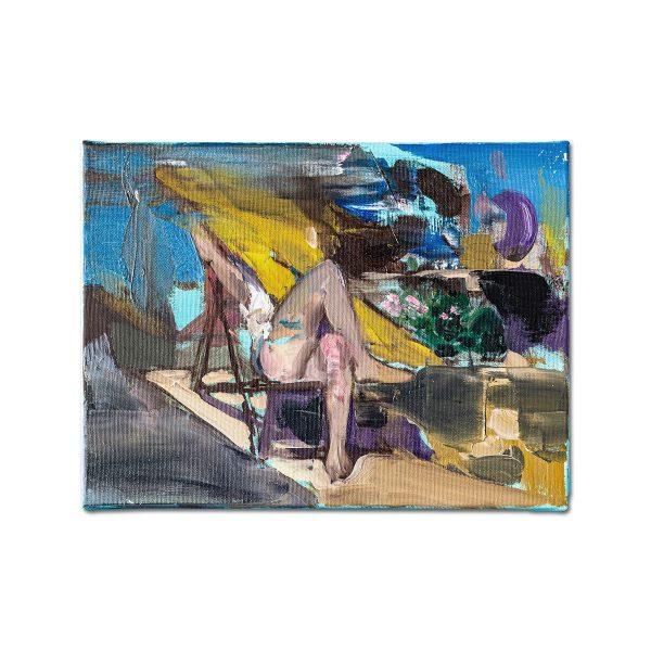 Playful yellow I-pictura-liviu-mihai