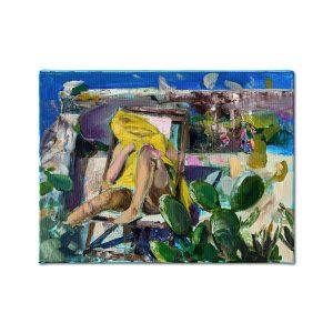 Playful yellow II-pictura-liviu-mihai