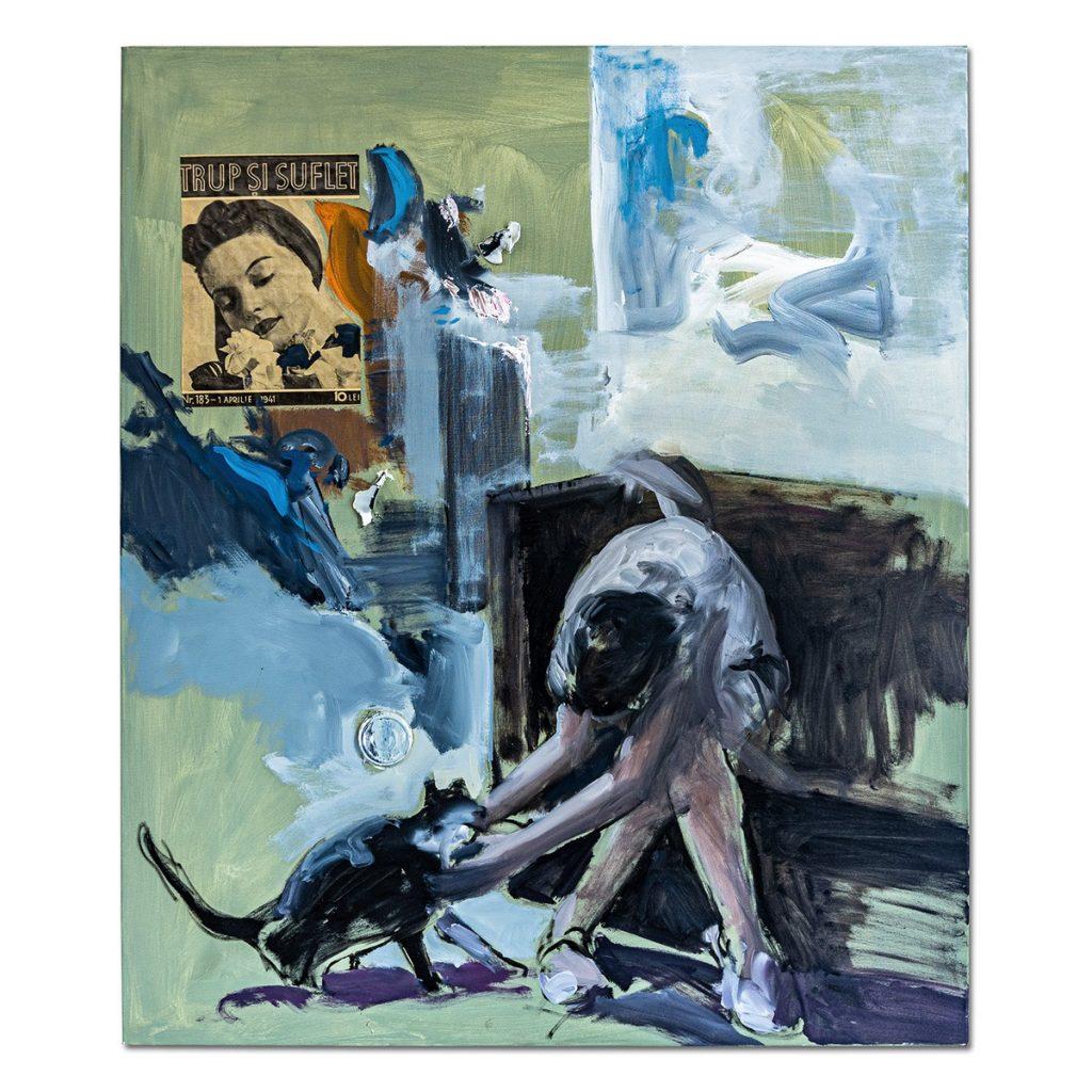 Women with cat-pictura-liviu-mihai