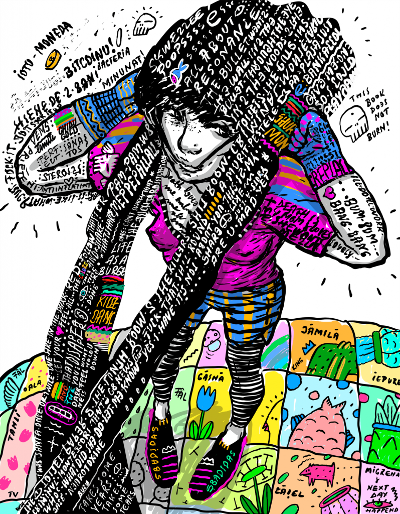 Badidas-ilustratie-si-caricatura-ana-stefania-andronic