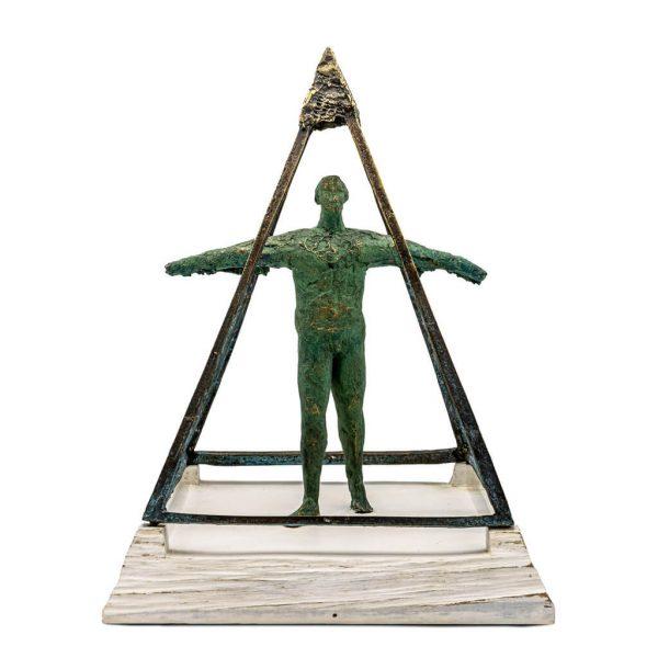 Efectul de piramidă-sculptura-dinu-campeanu
